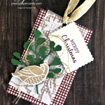 Partridge in a Pear Tree Card created with the Stampin