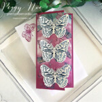 Handmade All Occasion Card using the Butterfly Brilliance Collection by Stampin