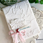 Handmade card using Lots of Heart Stamp Set by Stampin