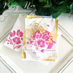 Handmade Thank You Card using the Art Gallery Bundle by Stampin