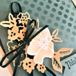 Handmade Thinking of You Card made with the Hand Penned Stamp Set by Stampin