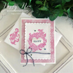Handmade All-Occasion Card created with the Henna Hearts and Create With Friends stamp sets by Stampin