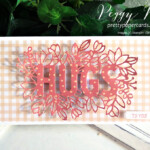 Handmade All Occasion Card using the Sending Hugs Bundle by Stampin