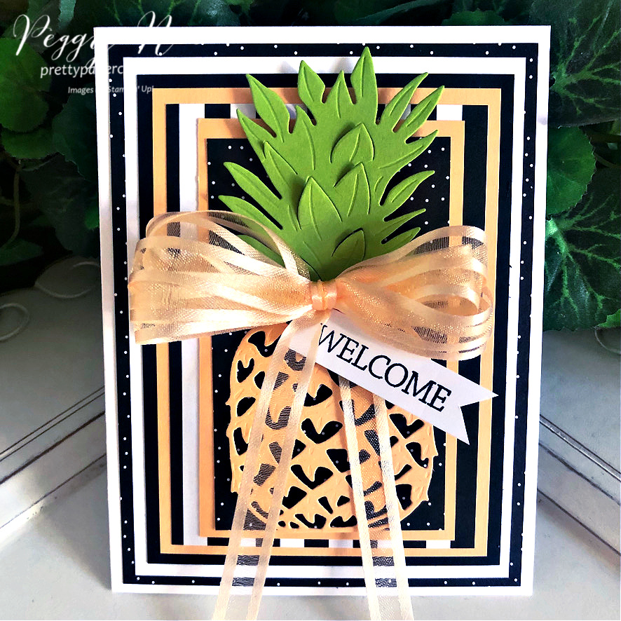 Pal\'s Blog Hop ~ How to Create Layered Cards!