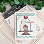 Handmade Birthday Card made with the Sweets & Treats Stamp Set by Stampin