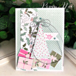 Handmade Holiday card made with the Whimsy & Wonder Suite from Stampin