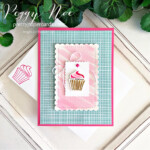 Handmade cupcake card made with the Sweets & Treats Stamp Set by Stampin